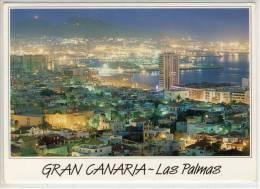 ISLAS CANARIAS - GRAN CANARIA - Las Palmas De Noche - Gran Canaria