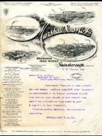 ROYAUME-UNI.ANGLETERRE.GAINSBOROUGH.BRITANNIA IRON WORKS.MARSHALL,SONS & Co.LTD. - United Kingdom