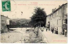 Sainte-Croix-Vallée-Française - Le Pont Et Avenue De Florac ( Labouche ) - France