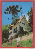 H1071 BRESIL BRASIL PETROPOLIS ALBERTO SANTOS DUMONT'S HOUSE 1982 TIMBRE CACHET - Brésil