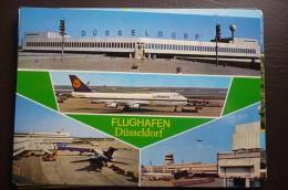 AEROPORT / AIRPORT / FLUGHAFEN      DUSSELDORF - Aerodrome