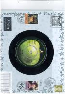 """John Lennon - 25th Anniversary Benham Vinyl Cover W/7"""" Imagine, Apple R6009 - Music"""