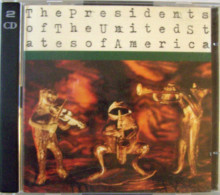 THE PRESIDENTS OF THE UNITED STATES OF AMERICA Double CD 17 Titres ROCK Kitty - Hard Rock & Metal