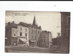 42 Loire Saint Just En Chevalet  CPA  Hotel Urfé Et Moderne Ed Charpenet 136 Neuve - France