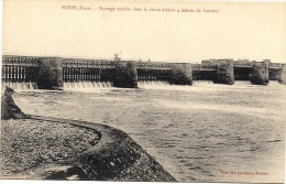 Poses- Le Barrage Mobile - France