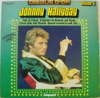 Johnny HALLYDAY LP Original Vol 5 Disque D'or Cours Plus Vite Charlie - Rock