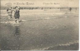 88 KNOCKE ZOUTE L'HEURE DES BAINS - Knokke
