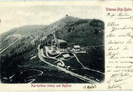 Rigi Kaltbad - Rigibahn + 1901  (21445) - SZ Schwyz