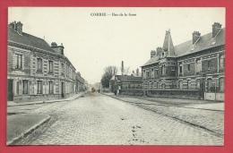 Corbie - Rue De La Gare ( Voir Verso ) - Corbie