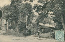 27 LES ANDELYS / Vue Sur Le Gambon / - Les Andelys