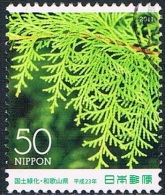Japon - Branche De Conifère 5425 (année 2011) Oblit. - 1989-... Empereur Akihito (Ere Heisei)