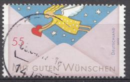 Allemagne Rep. Mi.nr.:2791 Grussmarken 2010  Oblitérés /Used / Gestempeld - [7] West-Duitsland