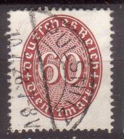Deutsches Reich Dienstmarke , 1928 , Mi.Nr. 122 O / Used - Officials