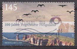 Allemagne Rep. Mi.nr.:2793  100.Jahre Vogelwarte Helgoland 2010  Oblitérés /Used / Gestempeld - [7] West-Duitsland