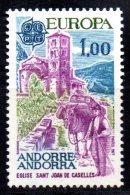 Andorre  N° 261  Neuf XX   Cote Y&T  9,00  €uro  Au Tiers De Cote