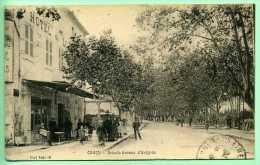 13 ORGON - Grande Avenue D'Avignon - Otros Municipios