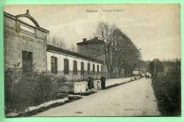 13 ORGON - Groupe Scolaire - Otros Municipios