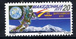 MACEDONIA 1997  Alpine Skiing Cup MNH / **.  Michel 93 - Macedonia