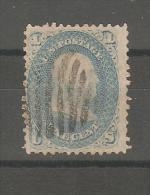 Sello Nº 18 EEUU - 1861-65 Confederate States