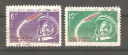 Sello Nº 228/9 Vietnam - Astrología