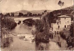 LEXOS: L´Aveyron. Le Vieux Moulin - France