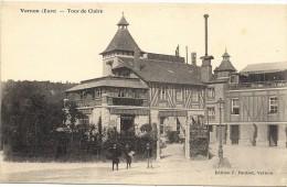 Vernon - La Tour De Claire - Vernon