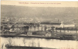 Vernon - L'ensemble Des Casernes - Vernon