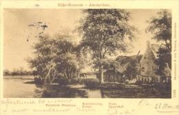 CPA RIJKS MUSEUM - AMSTERDAM - MEINDERT HOBBEMA - FERME - Peintures & Tableaux