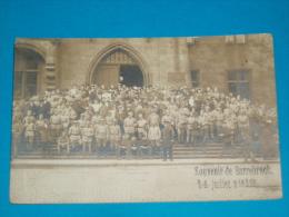 57) Souvenir De Sarrebruck - 14 Juillet 1919  - Année 1919 - EDIT - - Other Municipalities