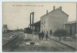 Mezieres En Brenne La Gare - Other Municipalities