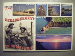 Débarquement 6 Juin 2004 - Guerra 1939-45