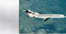CPM BOEING 727 228 Air Charter Filiale Air France Et Air Inter Non Ecrite - Avions