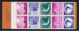 Zweden Y/T Carnet C 716 (**) - 1951-80