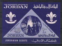 Jordanie Y/T Blok 16 (**) - Jordanie
