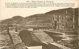 Réf : PO-14 - 188 :   Perse Persépolis - Cartes Postales