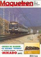 Maquetren-16. Revista Maquetren Nº 16 - Libros Y Revistas