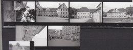 6 Kleinbilder, Foto-Kontaktabzüge, Neuburg An Der Donau 1960 - Orte