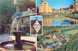 CPM - Abbaye Notre Dame D'Orval - België