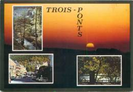 CPM - TROIS-PONTS - Trois-Ponts