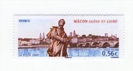 Mâcon YT 4349 Sans Phosphore . Rare , Voir Le Scan . Cote Maury N° 4265a : 60 € . - Variétés: 2000-09 Neufs