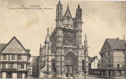 Vernon- Eglise Notre-Dame Et Vieilles Maisons - Vernon