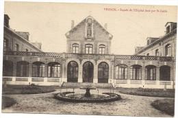 Vernon- Facade De L'hôpital - Vernon