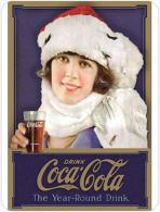 Calendar 2015small Pocket Coca-Cola - Vintage Advertising - Size;9x6 Cm. Aprox. - Year 2015 - Calendarios