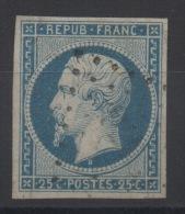 FRANCE - 1852 - YT N° 10 - Cote: 40,00 € - 1852 Louis-Napoléon