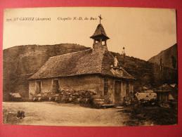 CPA Saint-Geniez-d'Olt (12) - Chapelle Notre Dame Du Buis - Altri Comuni