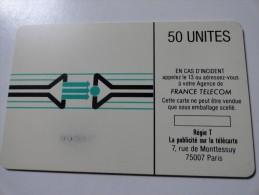 RARE : DOUBLE NUMÉROTATION SUR FLOXYFRAL LABORATOIRE DUPHAR ( USED CARD) - Variétés
