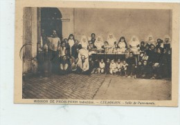 CULAOGIEN (Cambodge) :Groupe De Soignants Dans La Salles Des Pansements De La  Mission De Pnom-Penh En 1925  (animé) PF. - Cambodia