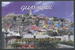 Ecuador . Unused Postcard. Greetings From Guayaquil. - Ecuador