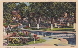 Alabama Huntsville Big Spring Park - Huntsville