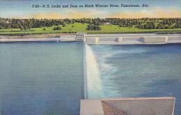 Alabama Tuscaloosa U S Locks And Dam On Black Warrior River - Tuscaloosa